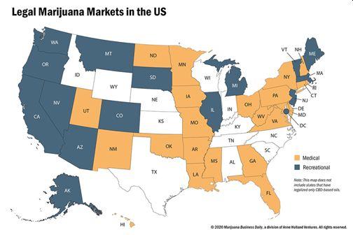 Following the Smart Money into Recreational Cannabis