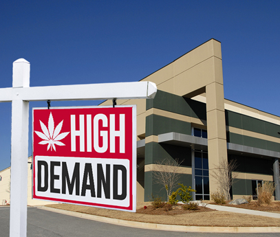 Cannabis Commercial Real Estate – Opportunity in the Growing, Stabilizing Industry